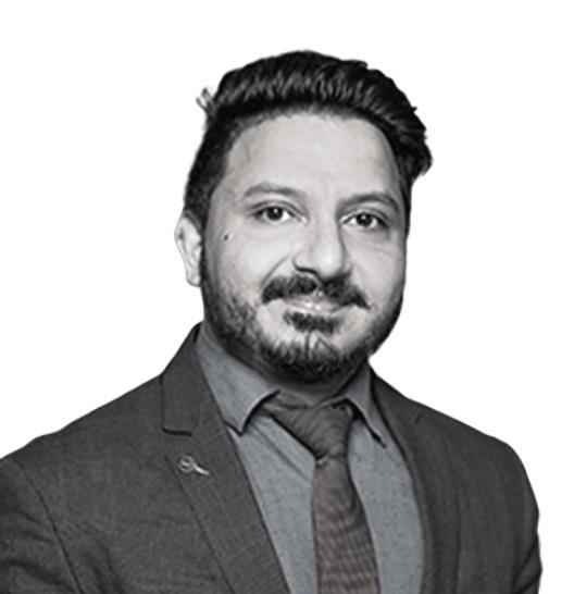 Neeraj Kainth, Chief Executive Officer