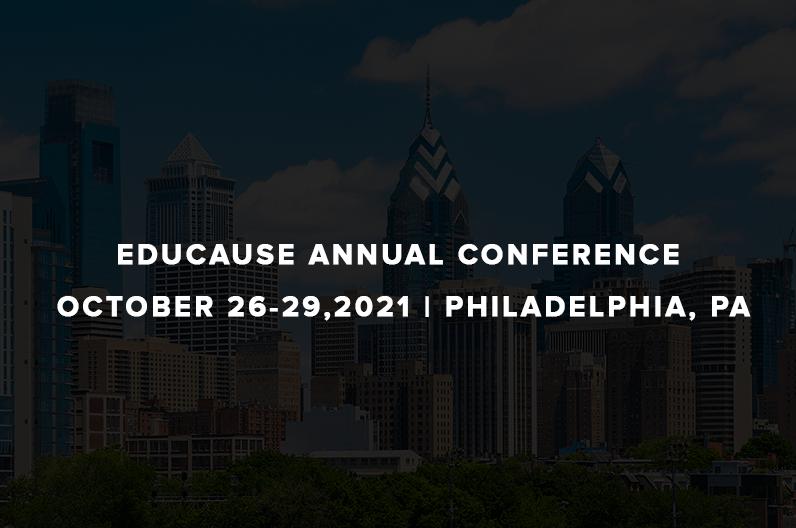 Educause Annual Conference 2021